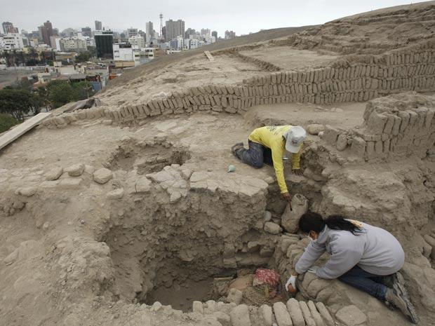 Peru múmia 1