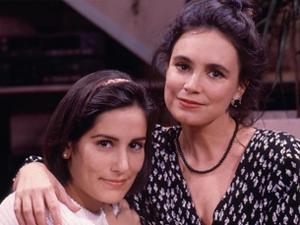Raquel e Maria de Fátima