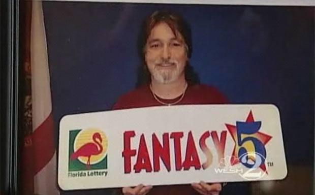 Richard Lustig ganhou sete vezes na loteria.