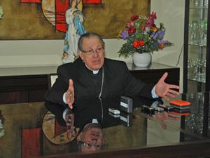 Bispo Dom Luiz Gonzaga