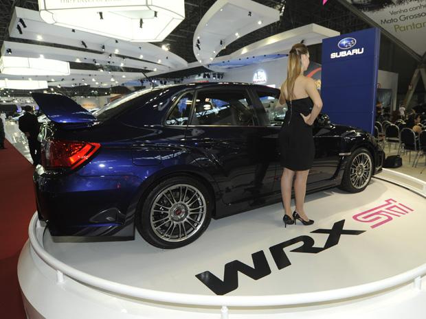Subaru WRX materia