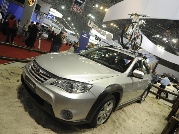 Subaru Impreza materia