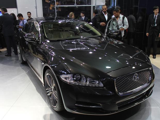 Jaguar XJ materia