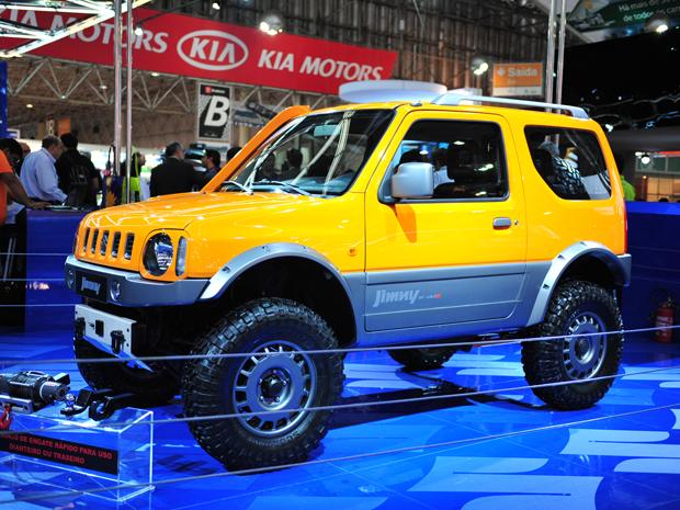 Auto Esporte - Suzuki confirma fábrica no Brasil e lança carro com