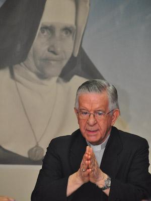 Dom Geraldo Majella fala sobre beatificação de Irmã Dulce