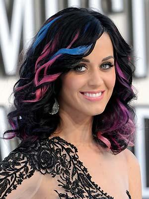 apresentação de Katy Perry