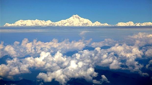 Monte Everest, no Nepal