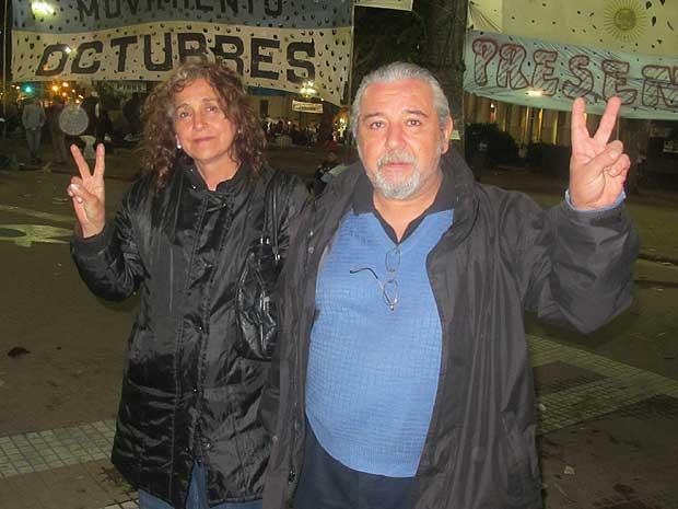 Ricardo Portillo e Luz María Pires