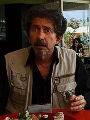 O ator Sebastião Lemos
