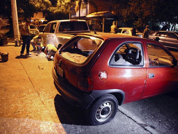 Explosão em Zapopan também atingiu carros e imóveis.