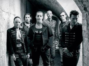 A banda de metal alemã Rammstein se apresenta no Brasil em novembro