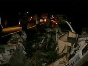 Acidente na BR 316, em Piauí.
