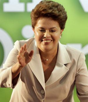 No primeiro discurso, Dilma diz ter meta de erradicar miséria (AP)
