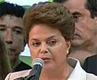Veja destaques do 1º discurso de Dilma (Reprodução/Globo News)