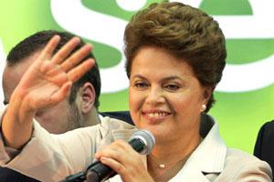 Dilma discursa como presidente eleita