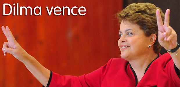 Brasil elege sua 1ª mulher presidente (Dilma é eleita presidente do Brasil (Reuters))