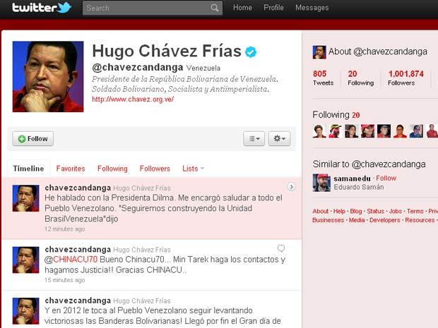 Chávez Twitter 1