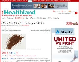 Caso de Michael Lee Bedford foi retomado pelo site da revista 'Time'