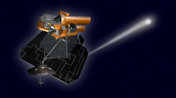 Dados do 'encontro' com o cometa Hartley 2 chegam nos próximos momentos