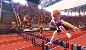 Na corrida, basta 'fingir' que está correndo para tentar chegar em primeiro lugar.