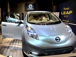 Nissan Leaf (Foto: Divulgação)