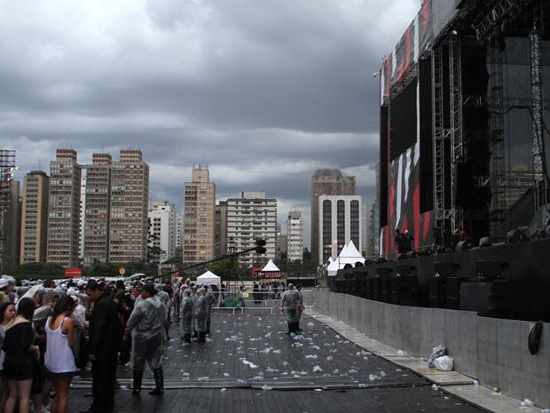 palco Eminem
