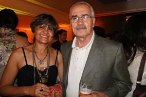 Gislaine Bouzas e José Bouzas
