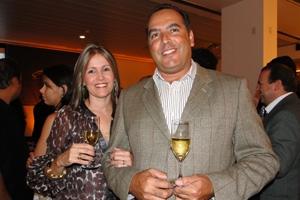 Gláucia Papini e Geraldo Almeida