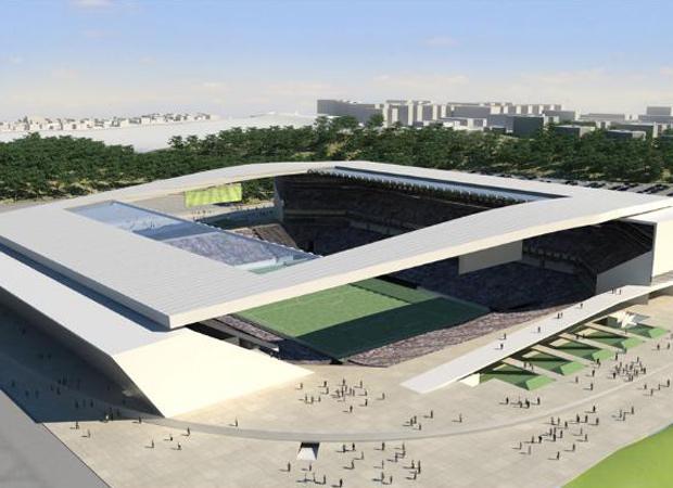 Estádio  (Foto: Reprodução)