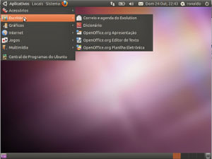 Sitema operacional Ubuntu