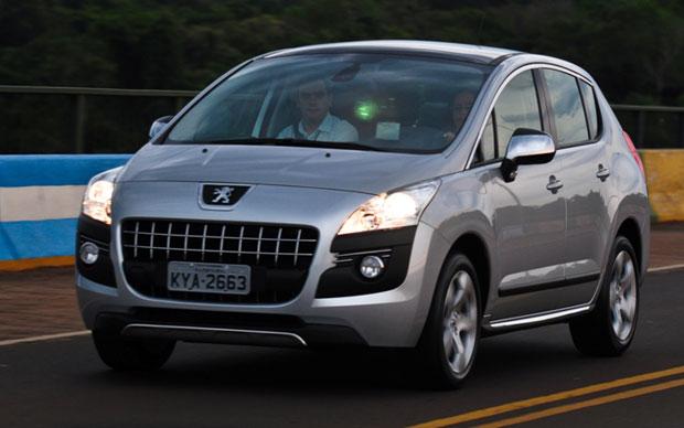 Peugeot 3008 chega às lojas a partir de R$ 79.900