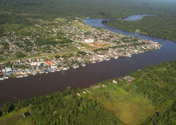 Cidade de Anajás