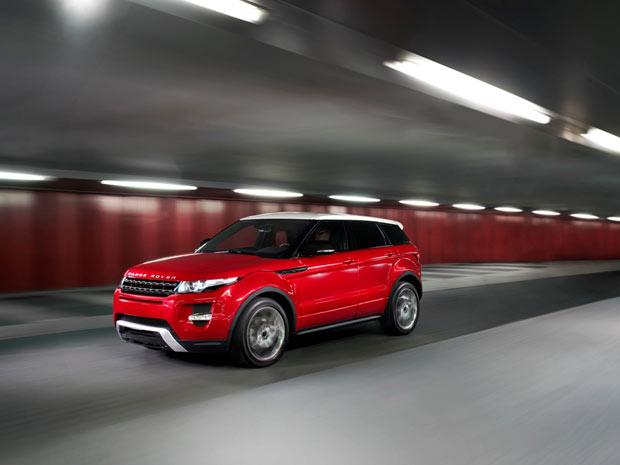 Range Rover Evoque cinco portas