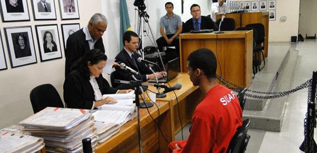 Sérgio Rosa Sales é o primeiro a ser interrogado nesta quarta-feira (10), no fórum de Contagem.