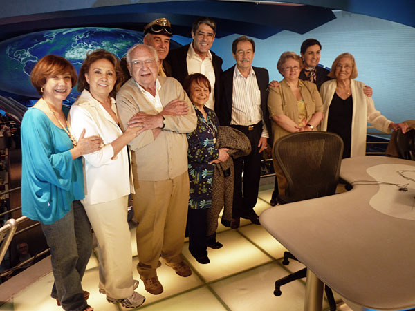 pioneiros TV Brasileira