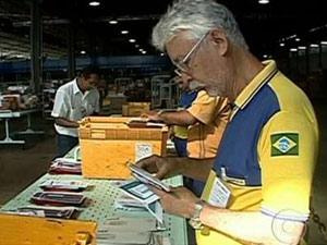 Correios (Foto: Reprodução/TV Globo)