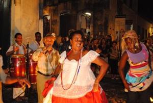 Festa no Pelourinho