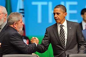 'G20 avançou bastante', diz Lula no programa 'Café com o Presidente' (AFP Photo)