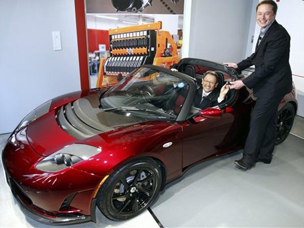 Presidente da Toyota, Akio Toyoda