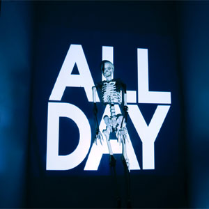 Capa do disco 'All day', quinto trabalho do Girl Talk