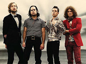 A banda norte-americana The Killers