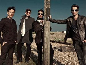 A banda inglesa Stereophonics