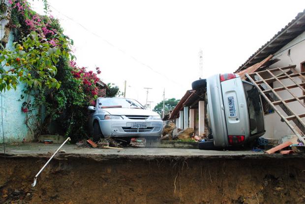 Chuva na Bahia