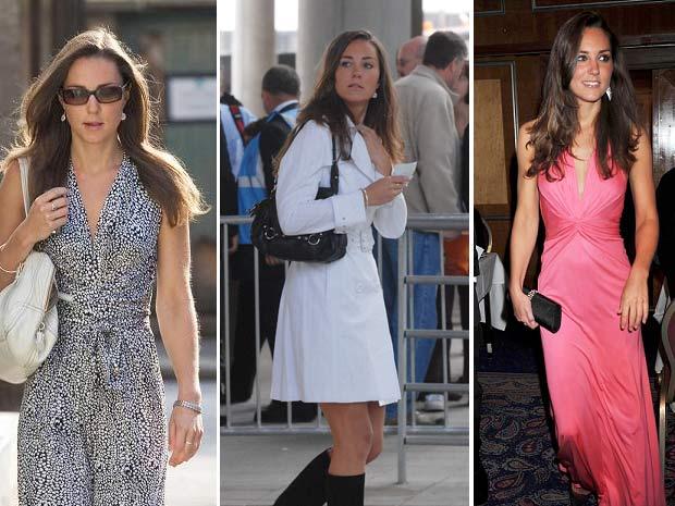 Kate Middleton usa frequentemente modelitos criados pela  estilista niteroiense Daniella Helayel