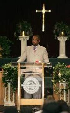 Reverendo Cedric A. Miller
