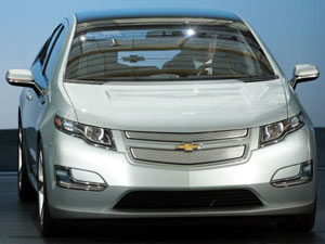 Chevrolet Volt, visto como símbolo do futuro da GM