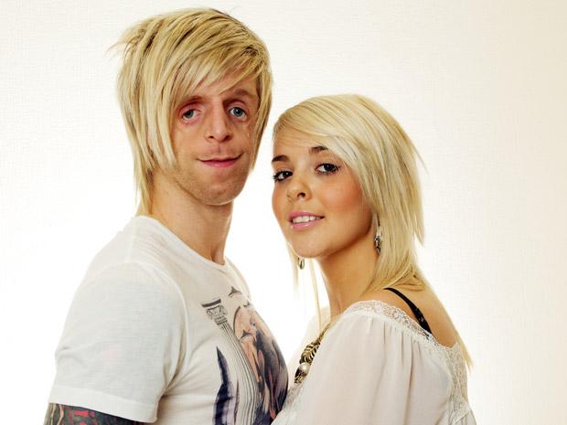 Jono e Laura.