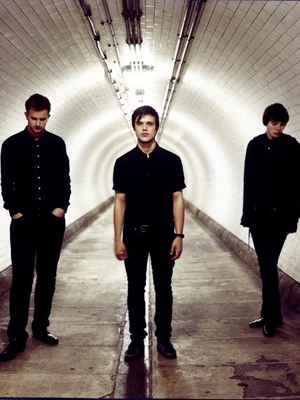 A banda britânica White Lies