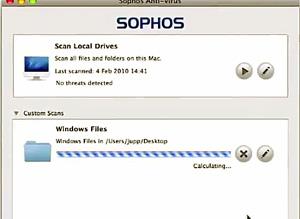 Antivírus tradicionais para Mac também detectam pragas de Windows.