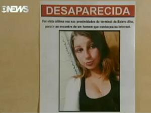 Adolescente foi encontrada na casa de rapaz que conheceu pela internet